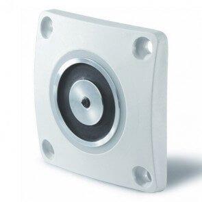 Elektromagnetisk dørholder magnet - model In-Wall