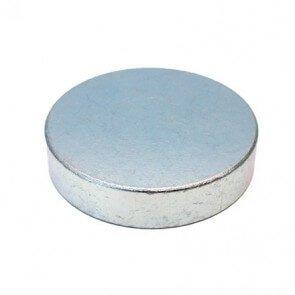 Innkapslet magnet – neodym – Simpel flat magnet
