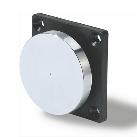 Dørholderplader / anker - standard