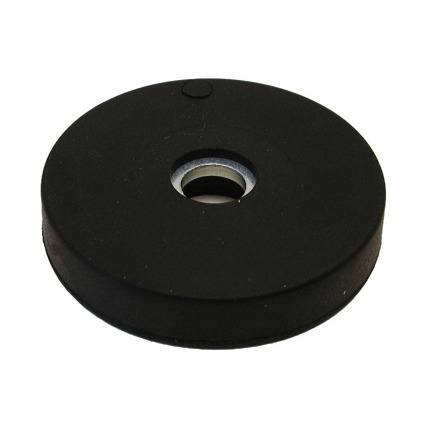Gummimagneter - cylinderboring