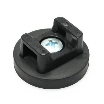 Kabelholder med gummimagnet