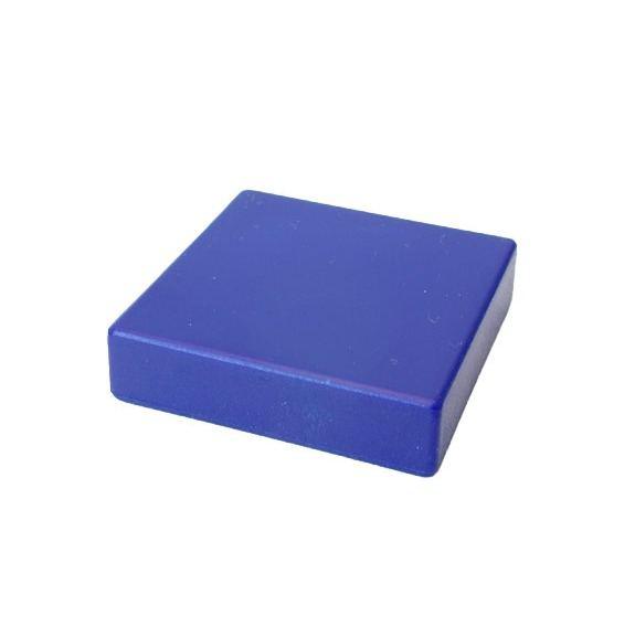 Tavlemagneter deLux i farver / rektangulære